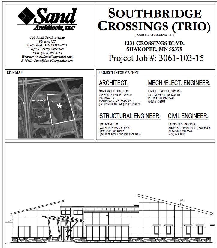 Southbridge Apartments: Mindak Commercial Construction
